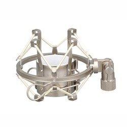 Koszyk mikrofonu pojemnościowego DSM45 srebrny