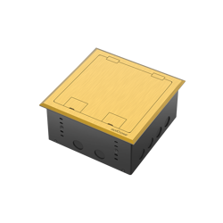 Professional floor mounted metal box ROXTONE FB486