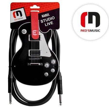 Instrument Cables Reds Music GCN 21 30 LIVE
