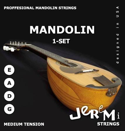 Struny do mandoliny JEREMI