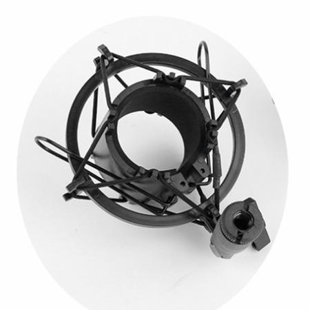 Koszyk mikrofonu pojemnościowego DSM44 czarny