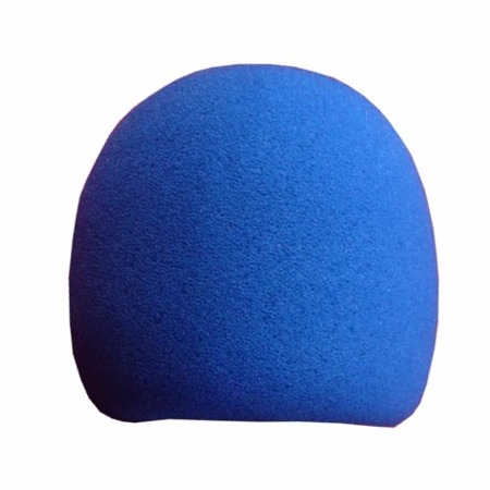 Osłona przeciwwietrzna do mikrofonu MCC-001 Niebieski